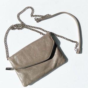Hobo Small Leather Crossbody Bag